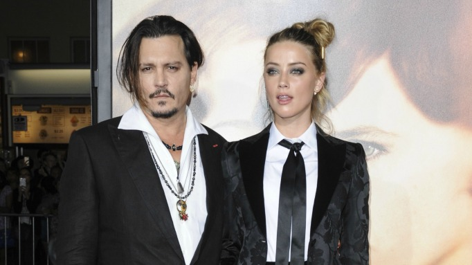 Amber Heard and Johnny Depp relationship