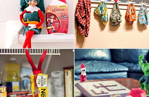 Ideas for your Elf on the