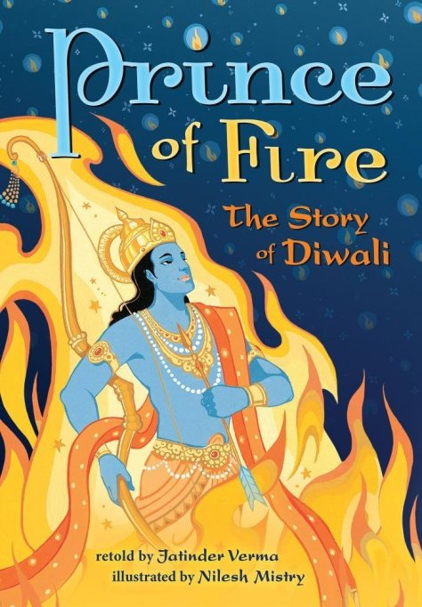 Winter Holiday Book for This Season | 'Prince Of Fire: The Story Of Diwali'