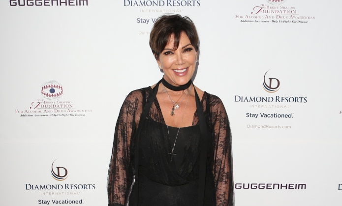 Kris Jenner reportedly spying on Caitlyn