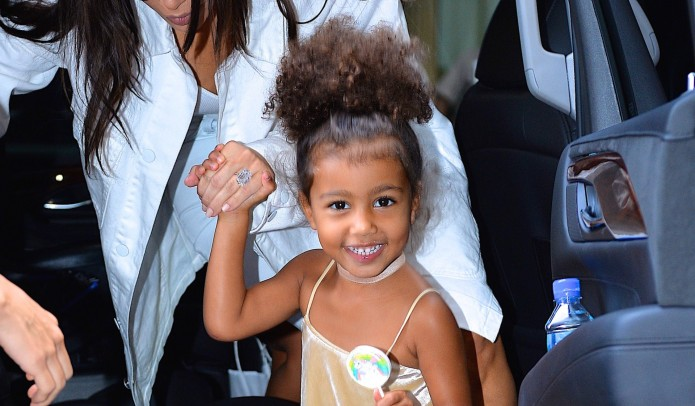 Kardashians Celebrate North West's 4th Birthday