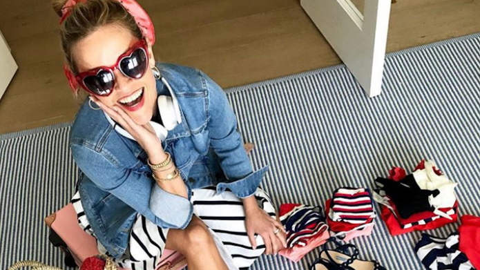 Reese Witherspoon 4th of July Instagram