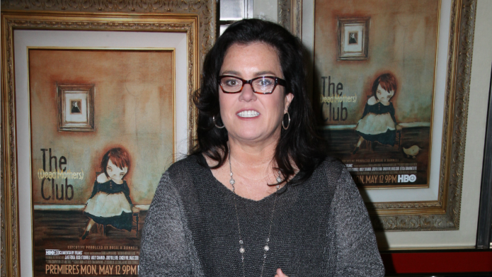 Rosie O'Donnell reportedly headed back to