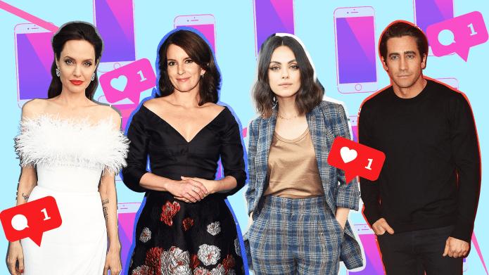 Angelina Jolie, Mila Kunis, Tina Fey,Jake Gyllenhaal