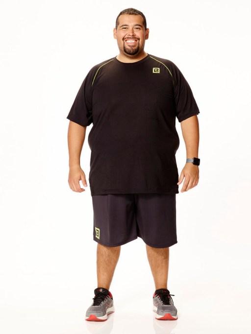 The Biggest Loser Season 17 contestant Luis Hernandez