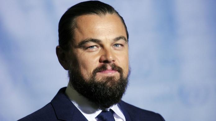 Leonardo DiCaprio photobombed 50 Cent, Naomi