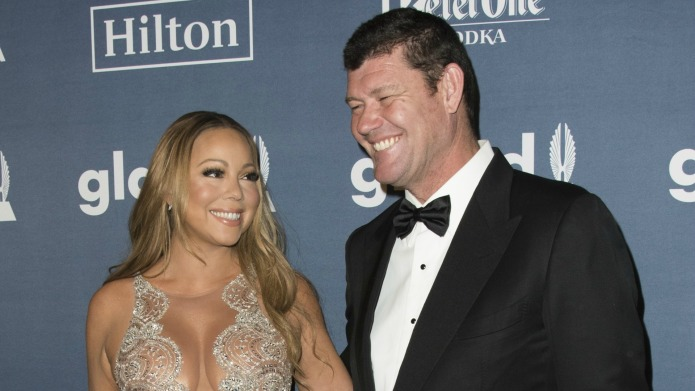 Mariah Carey's (now useless) engagement ring