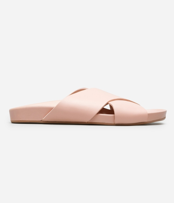 Best Slides for the Summer: Everlane The Form Crossover Sandal | Summer Style 2017