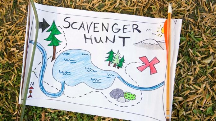 7 Educational summertime scavenger hunts