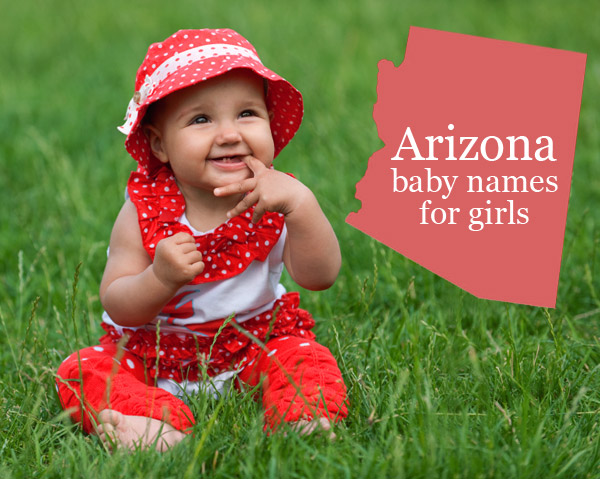 Arizona: Top 100 baby names for girls – SheKnows