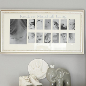 Mother's Day gift - First year photo frame | Sheknows.com