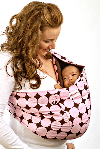 a5f36d538ee The best of babywearing – SheKnows