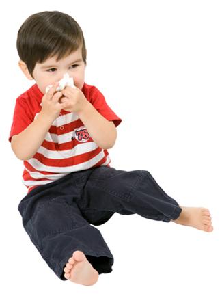 Sneezing Baby