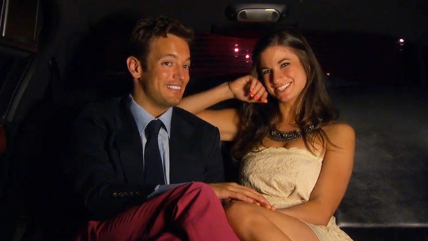 Ames and Jackie fall in love on Bachelor Pad