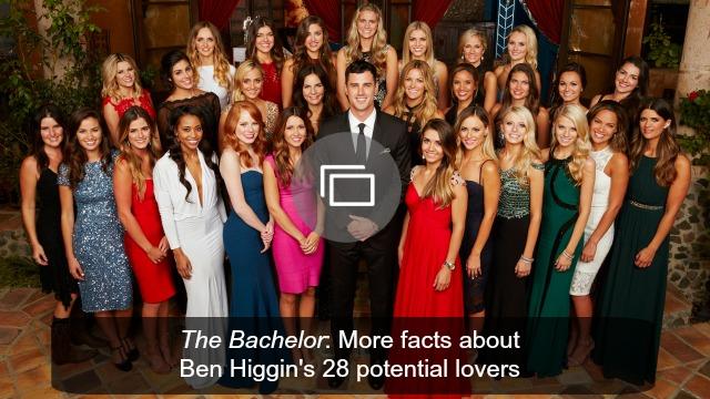 bachelor contestants slideshow