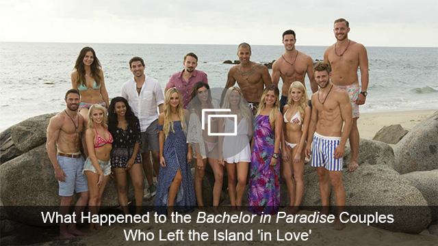 Bachelor in Paradise slideshow