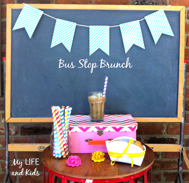 Bus stop brunch | Sheknows.com
