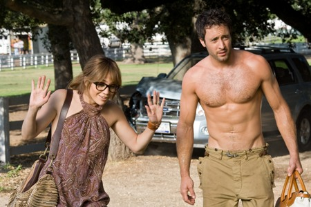 The Back-up Plan stars Jennifer Lopez and Alex O'Loughlin