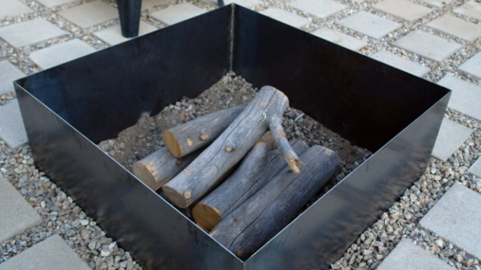 The best DIY backyard fire pits