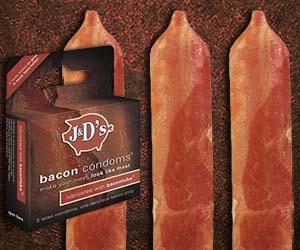 bacon condoms