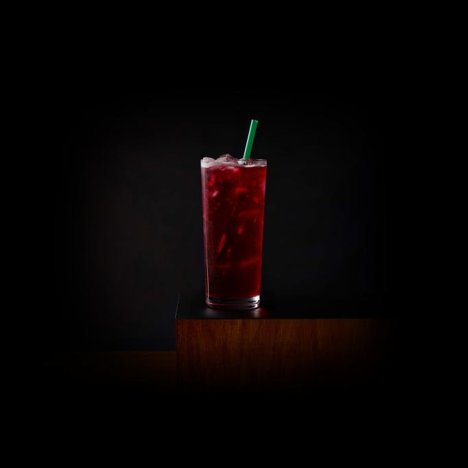 Teavana Shaken Iced Passion Tango Tea