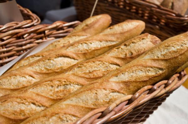 Gluten-free bread - Baguettes