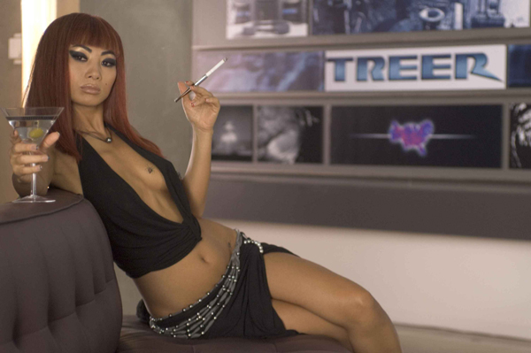 Bai Ling is in a class all by herself