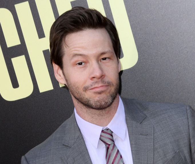 Ike Barinholtz broke his neck on the set of his film The Pact
