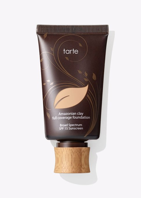 Best Full Coverage Foundations to Try | Tarte Amazonian Clay 12 Hour Full Coverage Foundation