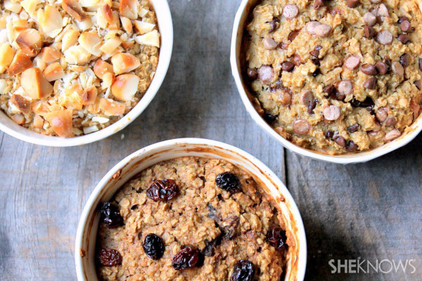 Bake & Take Oatmeal