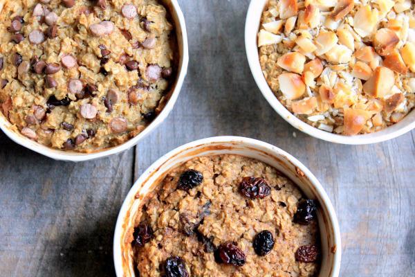 Bake & Take Oatmeal