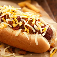 Ball Park Chili Dogs