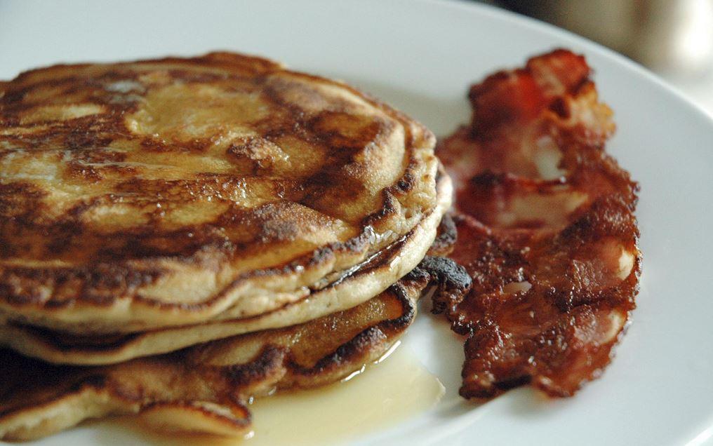 Balsamic pancake