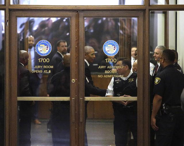 Barack Obama Jury Duty 1