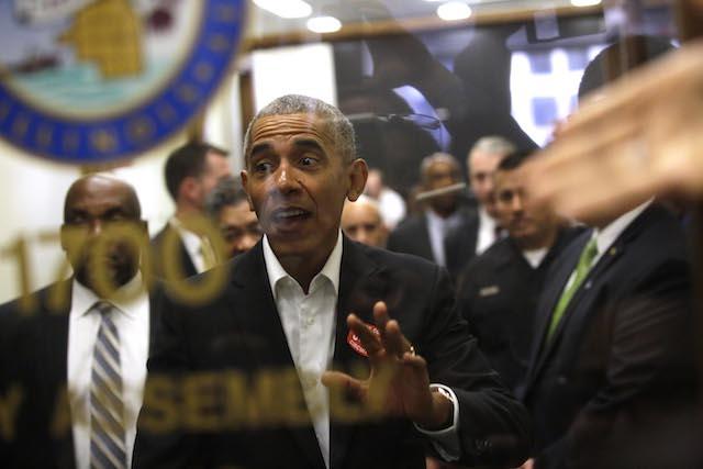 Barack Obama Jury Duty 2