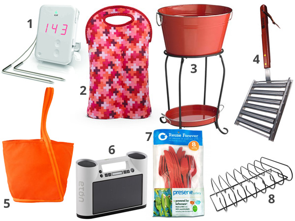 Barbecue and picnic gear you need now