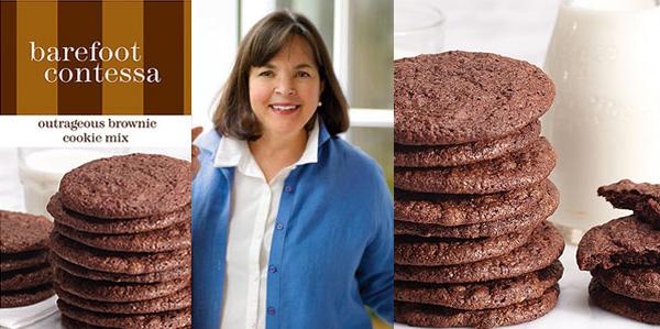 Barefooot Contessa Brownie Cookie Mix