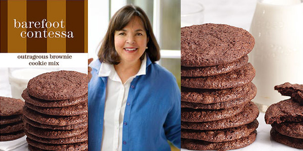 Barefoot Contessa Outrageous Brownie Cookie Mix