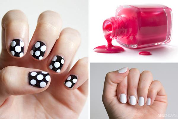 Basic nail art | Sheknows.com