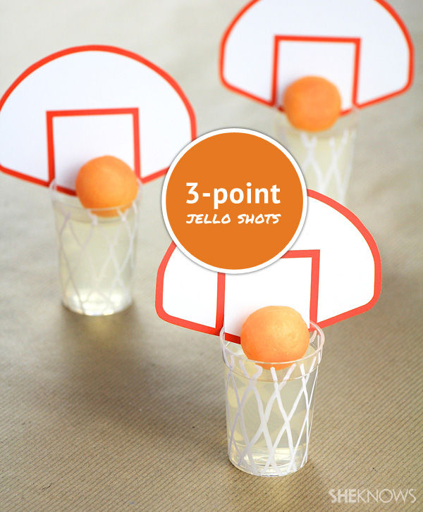 March Madness 3-point shots