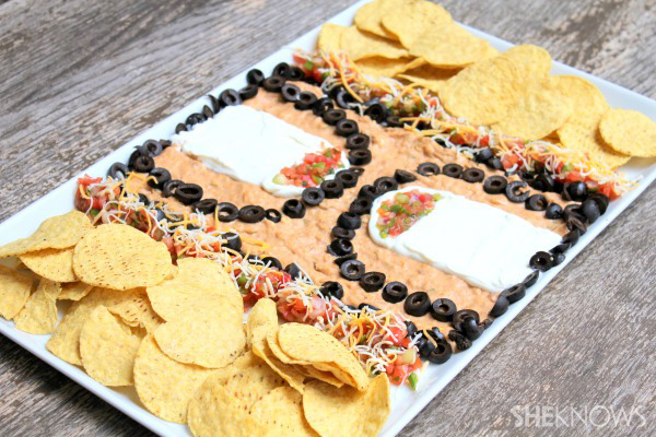 The 7 Layer Court Dip