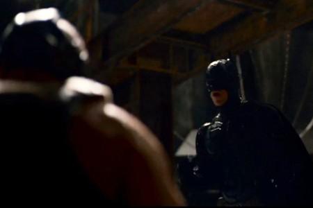 The Dark Knight Rises stars Christian Bale