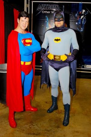 Superman and Batman: The Justice League