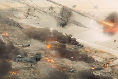 Battle: Los Angeles arrives in theaters March 11