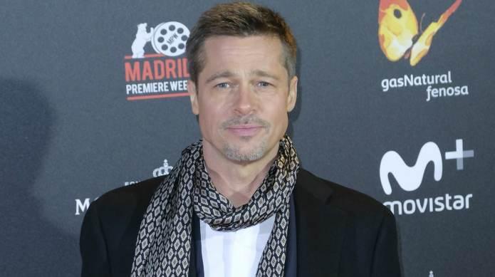 Brad Pitt Is Trying Something New