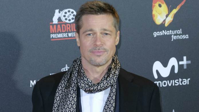 Brad Pitt Is Trying Something New