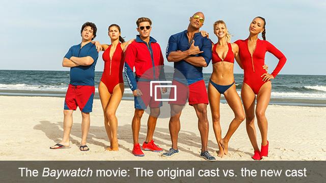 Baywatch movie slideshow