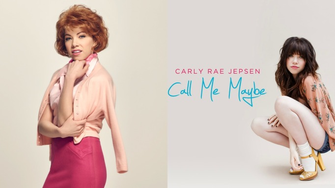 Carly Rae Jepsen Grease Live