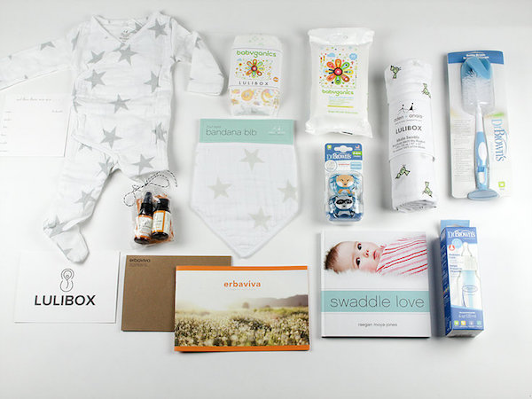 Best baby subscription boxes: Lulibox