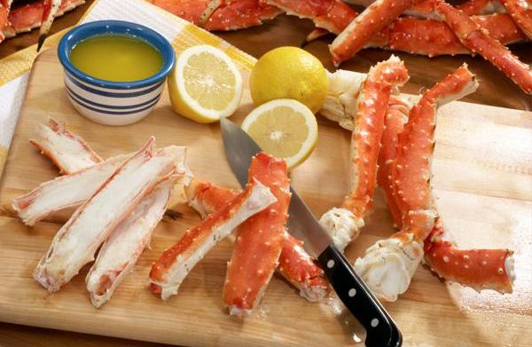 Crab recipes: Succulent and low in